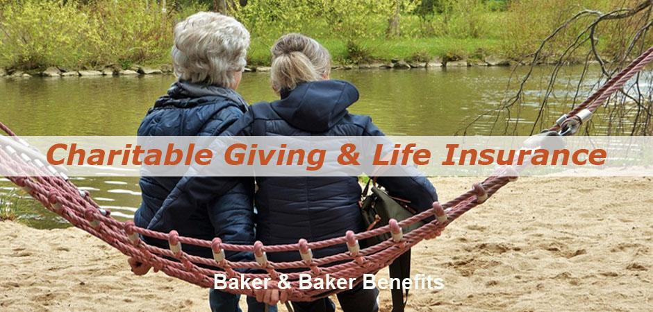 Charitable Life Insurance Donations